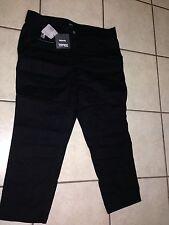 New ESPRIT  Womens 10 Cropped Pants Black *Gorgeous* Dressy Ret $78 Make Offer