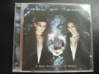 TRAIL  OF  TEARS  -  A NEW DIMENSION  OF  MIGHT , CD  2002 , GOTHIC  ROCK, METAL