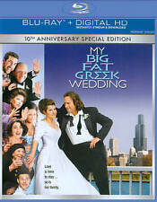 My Big Fat Greek Wedding NEW Blu-ray Disc/case/cover only-no digital 2014 comedy