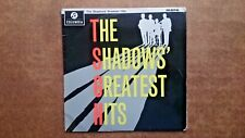 The Shadows  Greatest Hits  LP Record Mono 1963 Issue