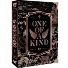 K-POP G-DRAGON 1st Mini Album ONE OF A KIND (BRONZE EDITION) CD Sealed