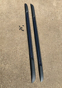 2011-2020 JEEP GRAND CHEROKEE ROOF RACK RAIL LUGGAGE CARRIER MOLDING SET PAIR
