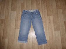 "STREET ONE ""SALMA"" Capri Jeans Blau W28 **TOP**"