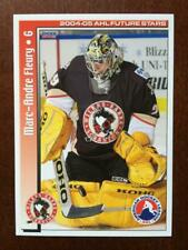 2004-05 AHL Future Stars Marc-Andre Fleury Rookie Rare RC Wilkes Barre