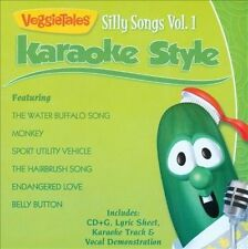 Daywind Karaoke Style: Veggie Tales Silly Songs Volume 1, Karaoke, New Book