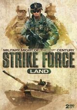 Military Might Of The 21st Century - Strike Force - Land (DVD, 2008, 2-Disc Set)