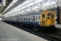 British Rail 4cep 411506 Dover western Docks 1980 Rail Photo