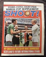 Shoot Magazine 1970 World Cup Supplement