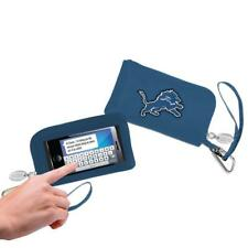 Detroit Lions Purse Clutch Bag Cell Phone Wallet Womens Ladies Girls CLOSEOUT