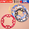 32-42t 104BCD Round Oval Chainring Chain Guard MTB Road Bike Chainset Aluminum