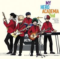 Tv Anime: Boku No Hero Academia [New CD] Japan - Import
