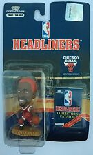 1996 NBA Dennis Rodman Chicago Bulls Red Hair Corinthian Headliners Figure