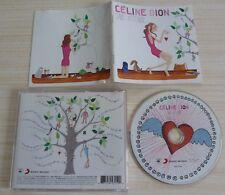 CD ALBUM SANS ATTENDRE CELINE DION 14 TITRES 2012
