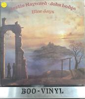 JUSTIN HAYWARD and JOHN LODGE - Blue Jays - Gatefold Vinyl LP Ex / Ex Con
