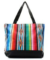 Serape Aztec Purse Totebag w/attached coin bag NGIL NWT Free Shipping!
