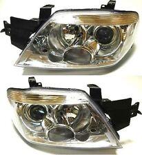 Mitsubishi Outlander 2003-2006 Frontal cabeza lámparas luces izquierda + derecha un conjunto