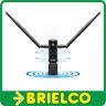 ADAPTADOR USB 3.0 WIFI AMPLIO RANGO 802.11AC/B/G/N BANDA DUAL 2.4-5GHZ BD10205
