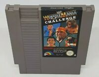 Nintendo Nes WF Wrestlemania Challenge  Game Cart Only  Pal