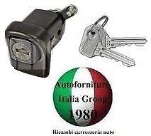 BOCCOLA PORTA ANTERIORE DX EST C//CHIAVE FIAT MULTIPLA 98/>10 1998/>2010