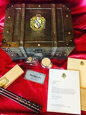 Slytherin trunk, Harry Potter Chest W/Themed Contents