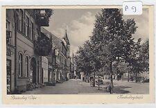 2523, Braunsberg Hindenburgstraße schöne Fotokarte gelaufen 1938 !