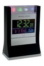 prix réduit à poser Station météo temps date & température INFO affichage LCD