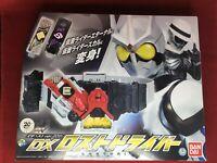 BANDAI Kamen Rider W Transformation Belt.20th DX Lost Driver Japan