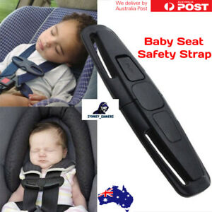 Child Baby Safety Seat Belts Buckle Car Seatbelt Harness Chest Clip for Pram