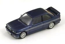 "BMW Alpina B6 3.5S (E30) ""Dark Blue"" 1987 (Spark 1:43 / S2805)"
