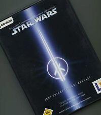 Star wars jedi outcast jedi knight 2 II allemand dans dvdbox avec Manuel