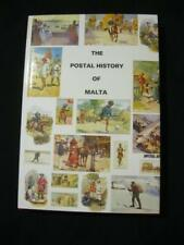 THE POSTAL HISTORY OF MALTA by EDWARD B PROUD