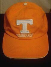 Men's Tennessee Volunteers Collegiate Products Orange Strap Back Baseball Hat
