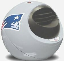 New in Box !  NFL New England Patriot Football Helmet Space Heater