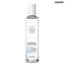 [ETUDE HOUSE] SoonJung pH 5.5 Relief Toner 180ml (K-Beauty)
