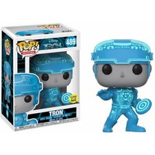 Funko Pop Vinyl Tron Glow in The Dark Figure Chase Limited Edition No 489