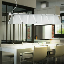 Lampe Pendant verre satiné G9 éclairage de la salle à manger Luminaire Suspendu