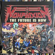 "NON PHIXION - THE FUTURE IS NOW (BOX SET) (VINYL 3LP + 7"") 2014  RARE!! 1 OF 400"