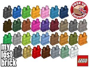 1 x NEW LEGO Minifigure Legs (Part 970c00 / 73200) +SELECT COLOUR +FREE POSTAGE