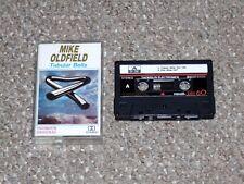 Mike Oldfield - Tubular Bells Audio Cassette Tape Thomsun Original Import