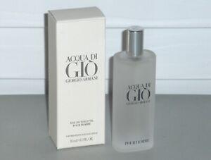 ACQUA DI GIO by Giorgio Armani Men's eau de Toilette Travel Spray, .5 oz. 15 ml