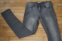 CAMAIEU Jeans pour Femme W 30 - L 32 Taille Fr 40  Réf #V161)