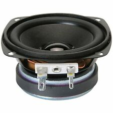 "NEW 3"" Woofer Speaker.Full Range.Replacement.4 ohm.three inch Pin Cushion.Array"