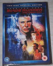 BLADE RUNNER The Final Cut, 2-Disc Special Edition DVD - NEW & Sealed