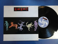 HEART bad animals Capital 87 A1B1 uk LP EX