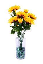 Cheerful Mum Bush (12-stem) - Autumn Yellow