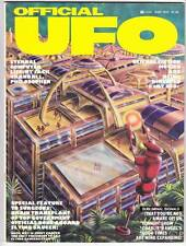 OFFICIAL UFO magazine March 1978 - How Much Truth Is There In STAR WARS - Sci-Fi