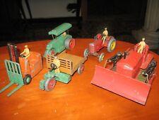 lotto dinky toys mezzi agricoli e industriali