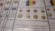 PAGINA AGGIORNAMENTO PER SERIE MONETE EURO PRINCIPATO ANDORRA 2014 art. 91/14AN