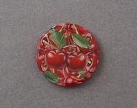 Cherry Jar Lids 82mm - 6 hooks UK POSTED