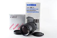 Mamiya A 150mm f/2.8 for M645 1000S Super Pro TL SN,007240 with Box [Near Mint]